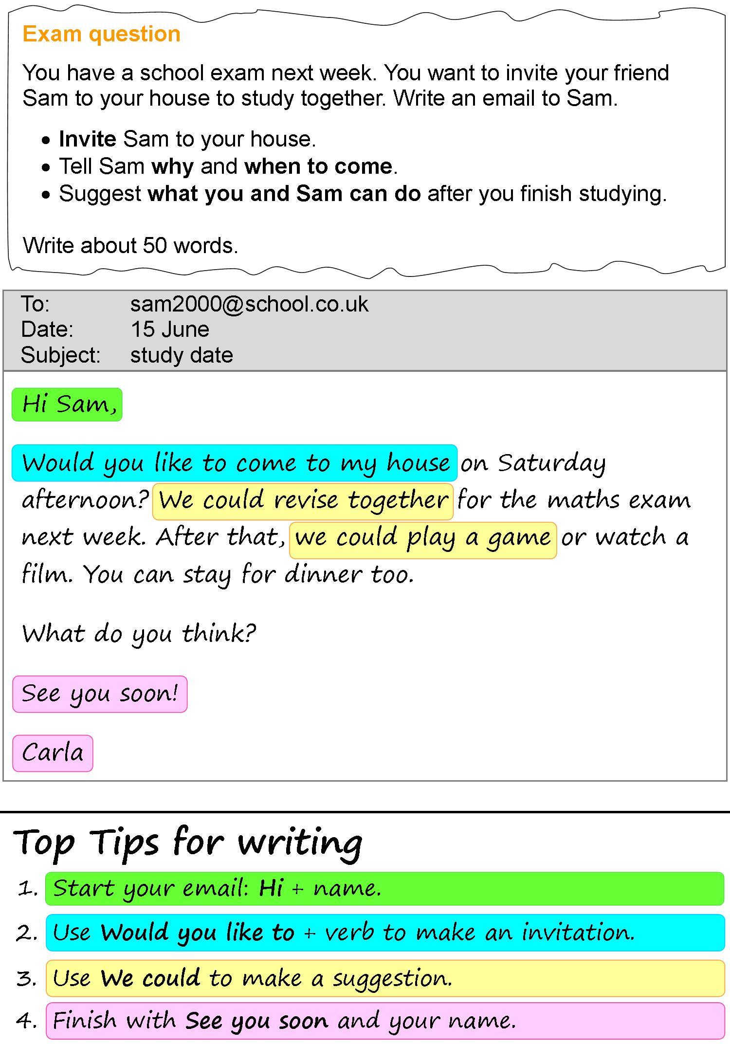 Preperation Writing Checks Worksheet
