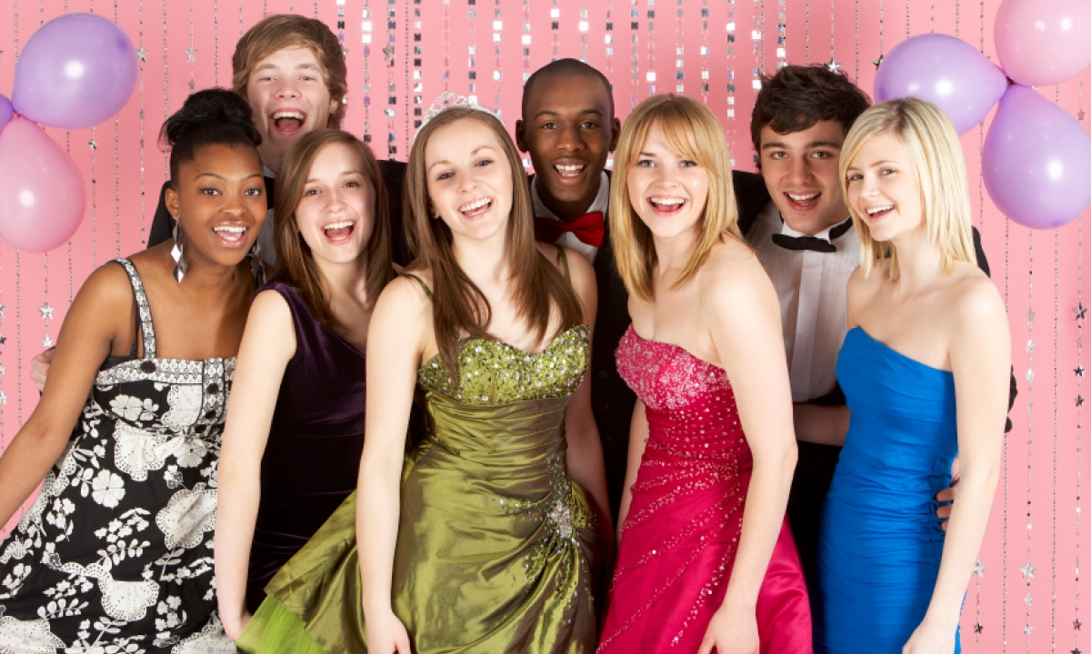 prom night tennagers