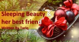 Sleeping Beauty & her best friend Written By Tariq