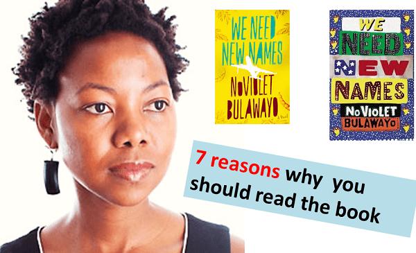 No Violet Bulawayo_Zimbabwean author