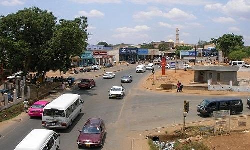 Area 2 in Lilongwe, Malawi