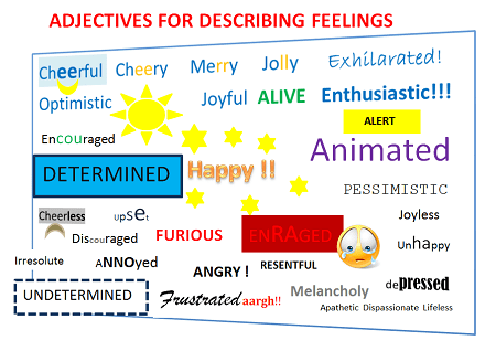 Adjectives for describing feelings_Learn English With Africa, July 2016-Short stories