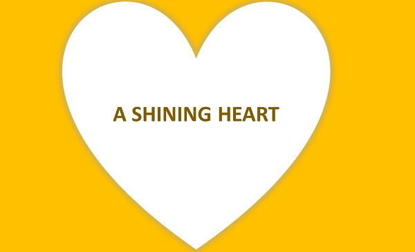 Inspirational Quotes-A Shining Heart, Learn English With Africa, September 2017