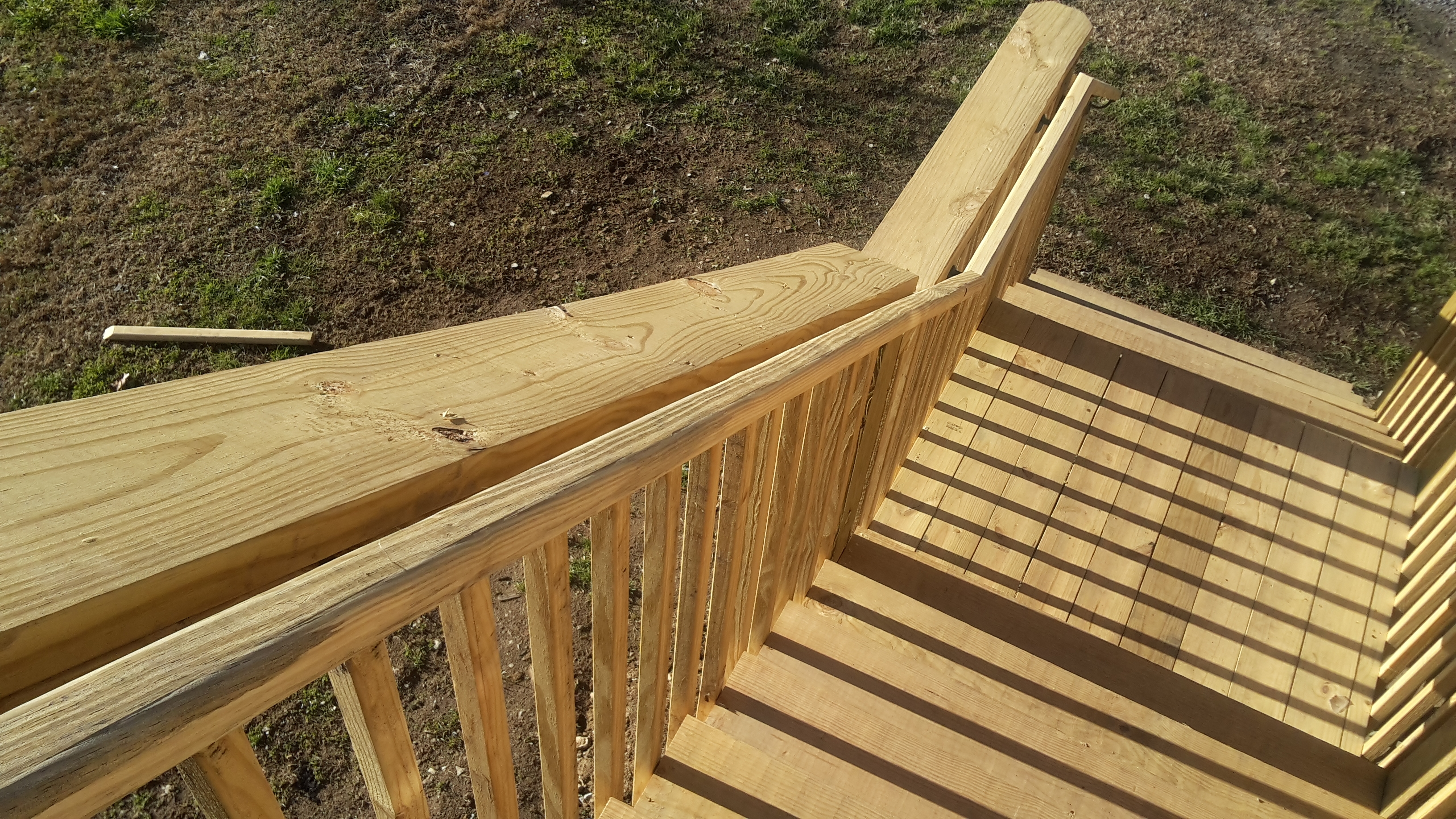 Deck Stair Code Bc Codes Deck Codes In Areas Across The Country   Graspable Handrail Home Depot   Fence   Deck Railing   Ada Compliant   Stair Handrail   Stair Rail