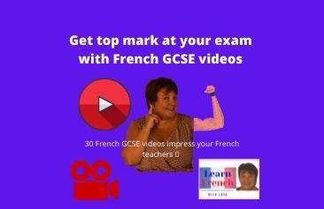 French GCSE videos