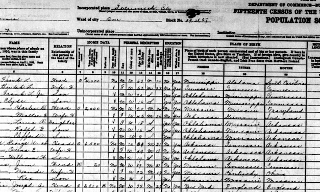 The 1930 Census — A Research Guide