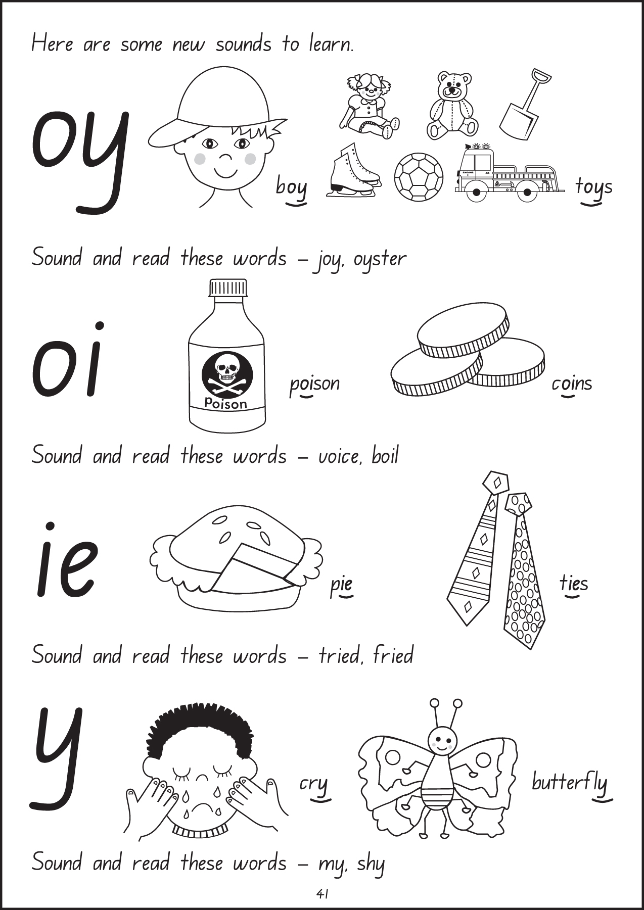 Wow I Can Read Writing Workbook Stage 3 Double Sounds Foundation Handwriting Learn Heaps