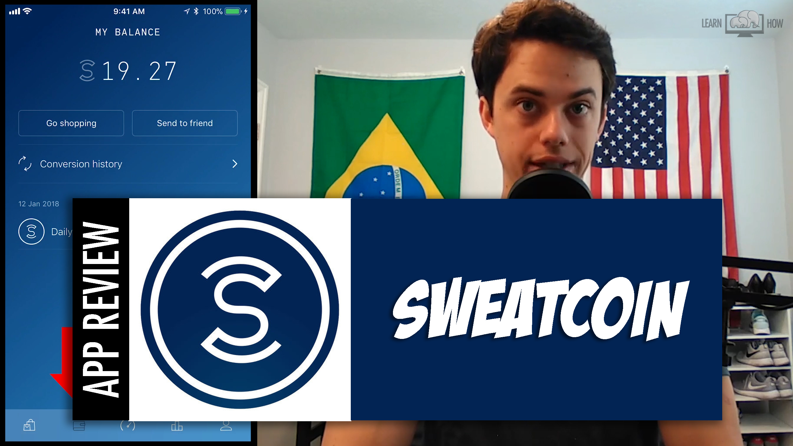Sweatcoin – Earn Money for Walking