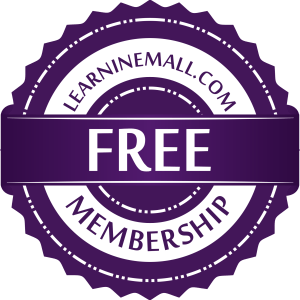 Learninemall Free Membership Badge