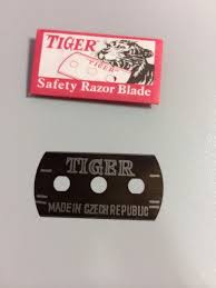 Tiger 10in1 Razor Blades single