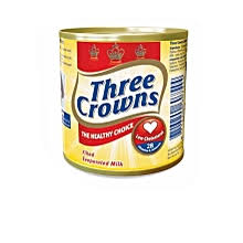 Three Crowns Liquid Milk 170g