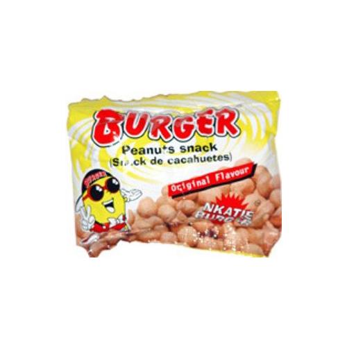 Burger peanut Snack 50g