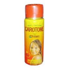 Carotone body lotion