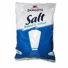 Dangote iodized salt 250g