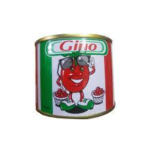 Gino tomato Paste 210g