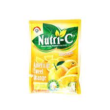Nutri- C Pack 8.25g x 6