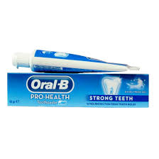 Oral-B pro health strong teeth toothpaste 40g