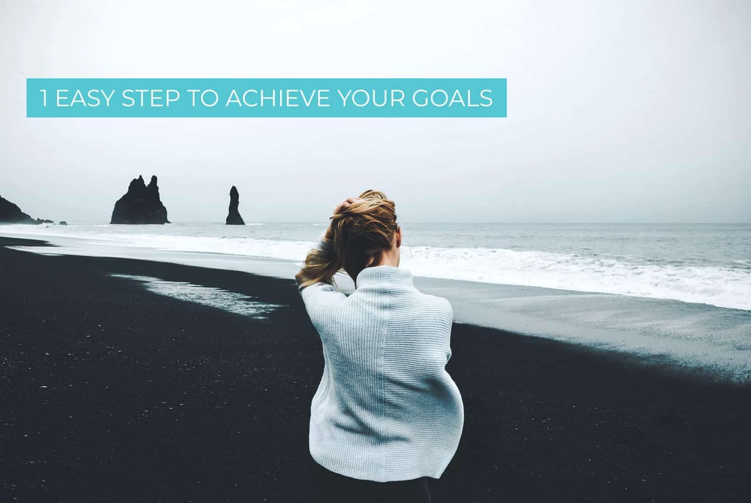 Easy Goal Attainment Step
