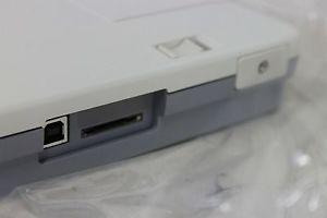 Power slide switch, USB, SD