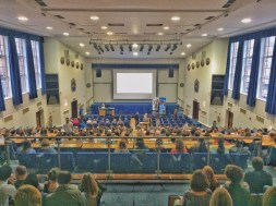 Gt.Hall Open Day