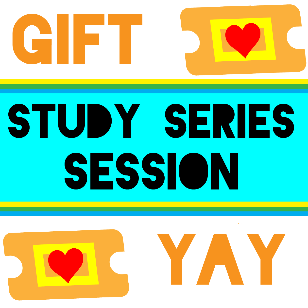Gift of a Study Series Session