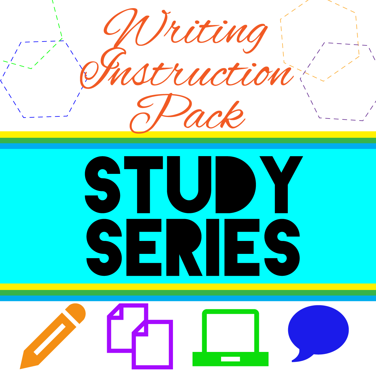 Writing Instruction Study Series Pack – Special Focus on Teaching Student Writers
