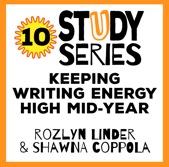 Study Series Session: Keeping Writing Energy High Mid-Year