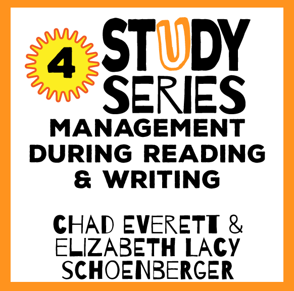 Study Series Session: Meaningful Classroom Management in Reading and Writing