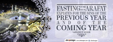 Sunnah: Fasting on the day of Arafat