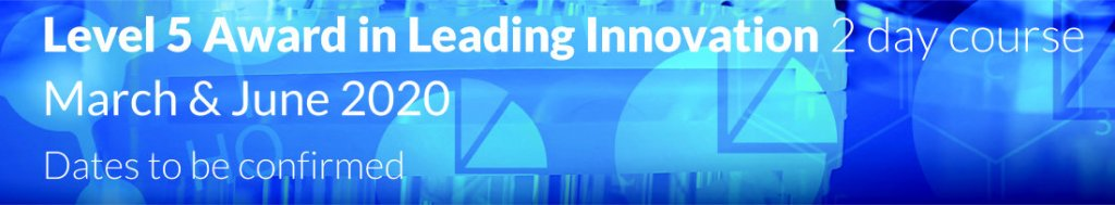 Innovation course 2020 banner
