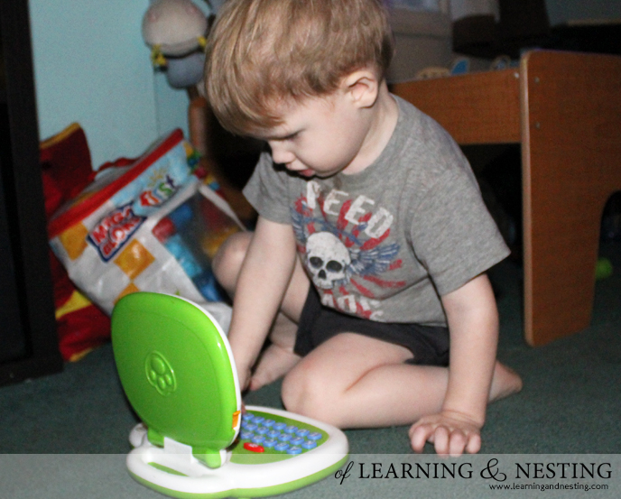 2015 Toddler Gift Guide - Baby Gifts, LeapFrog My First Laptop