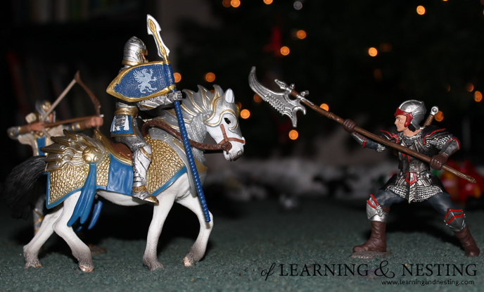 Medieval Gift Guide - Gifts for Kids