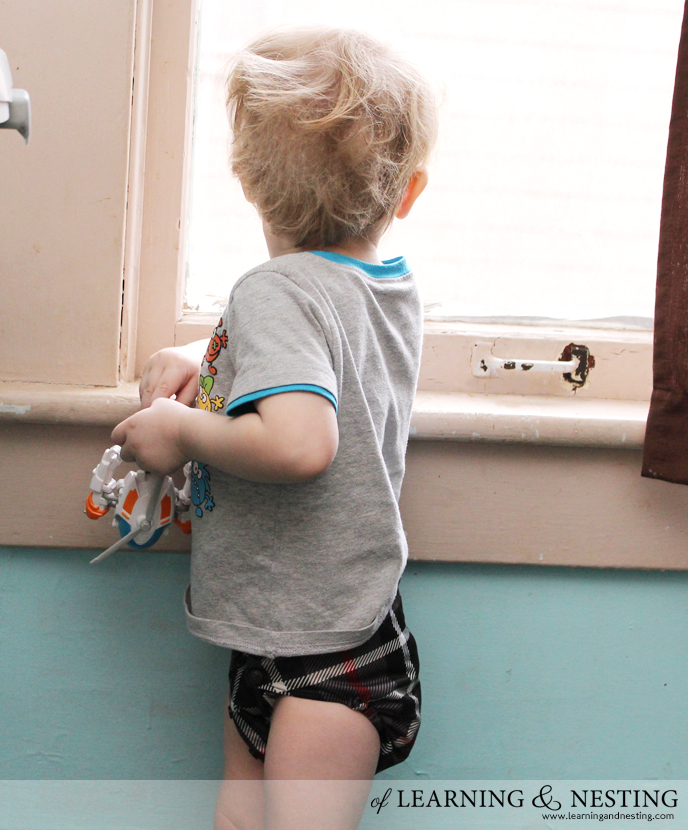 Cloth Diaper Review: Geffen Baby Super Absorbers Universal Inserts - of Learning and Nesting