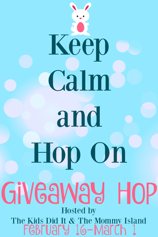 Keep Calm and Hop On - Geffen Baby Insert Giveaway
