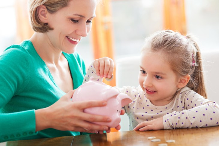 Early Money-Saving Lessons Parents can Teach Kids - of Learning and Nesting