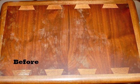 Homemade Furniture Polish To Restore Wood Furniture