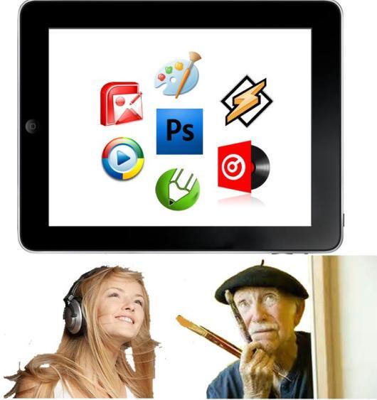 editores gráficos