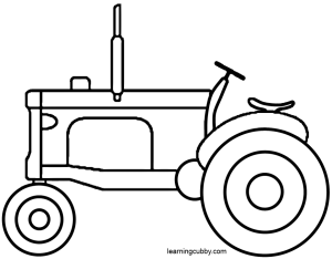 click the above tractor picture to enlarge picture adapted from