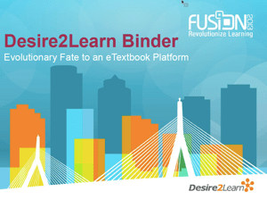Desire2Learn Binder Icon