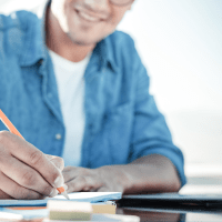 Five ways to stay motivated while studying at home