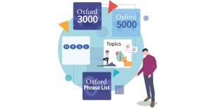 OALD word lists image