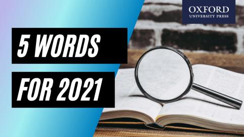 5 words 2021