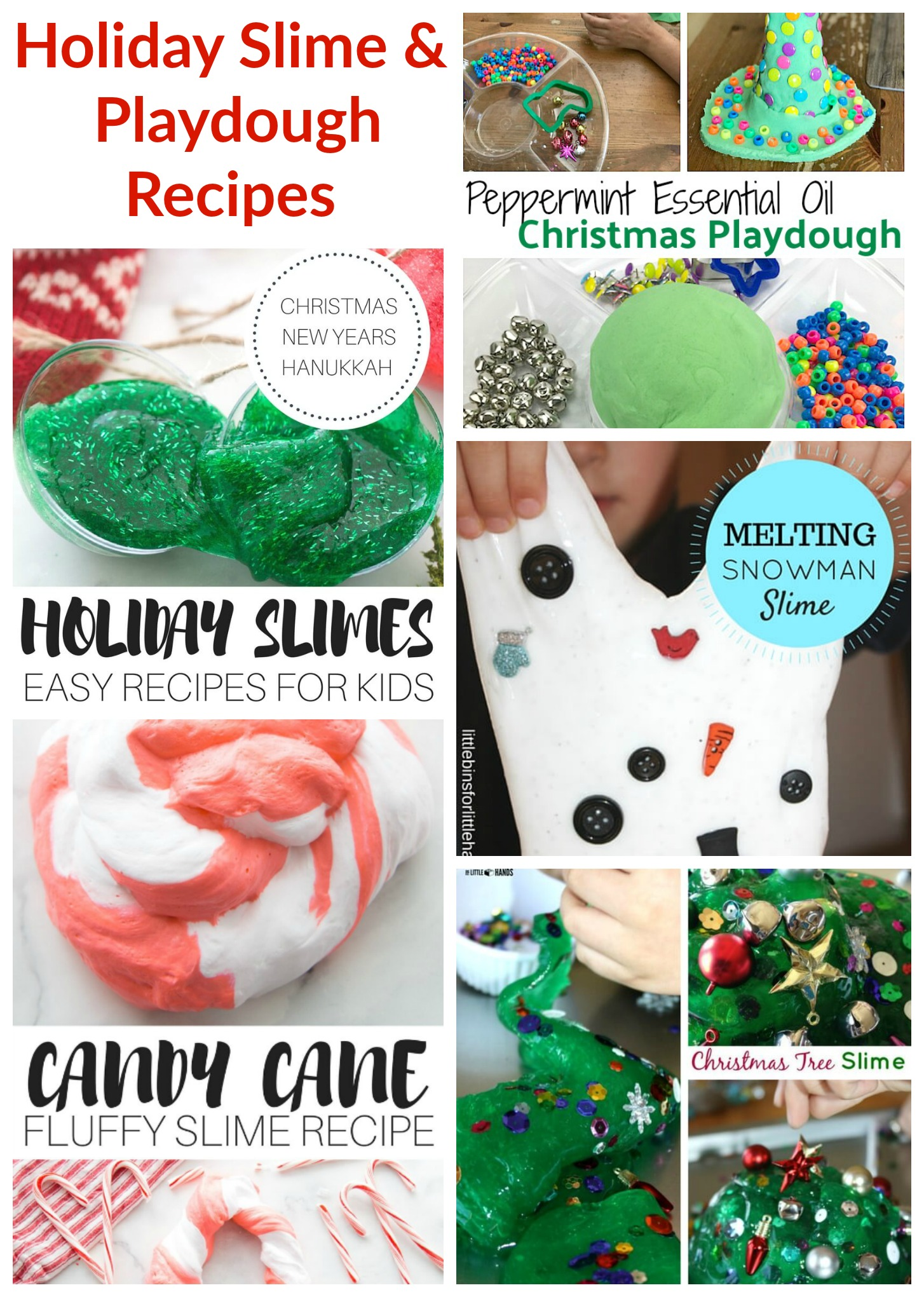 Holiday Sensory Play Ideas For Children With Autism Learning For A Purpose