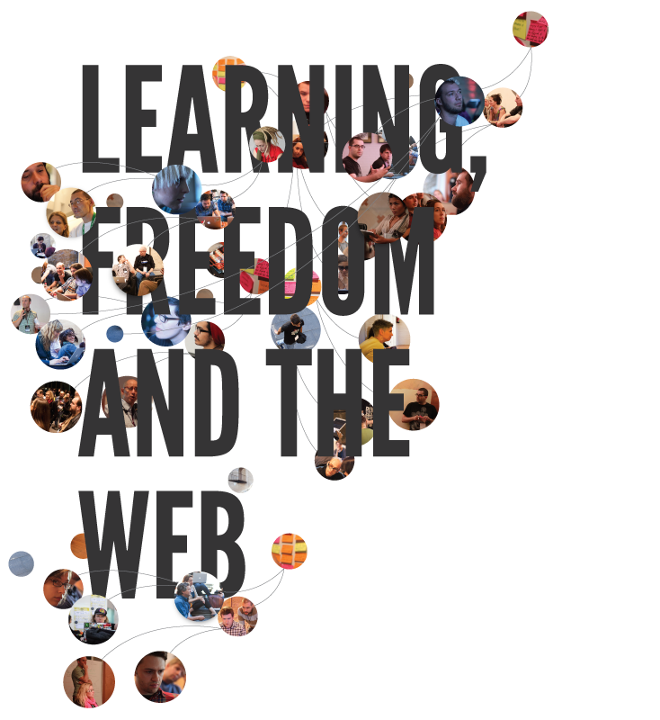 Learning Freedom and the Web