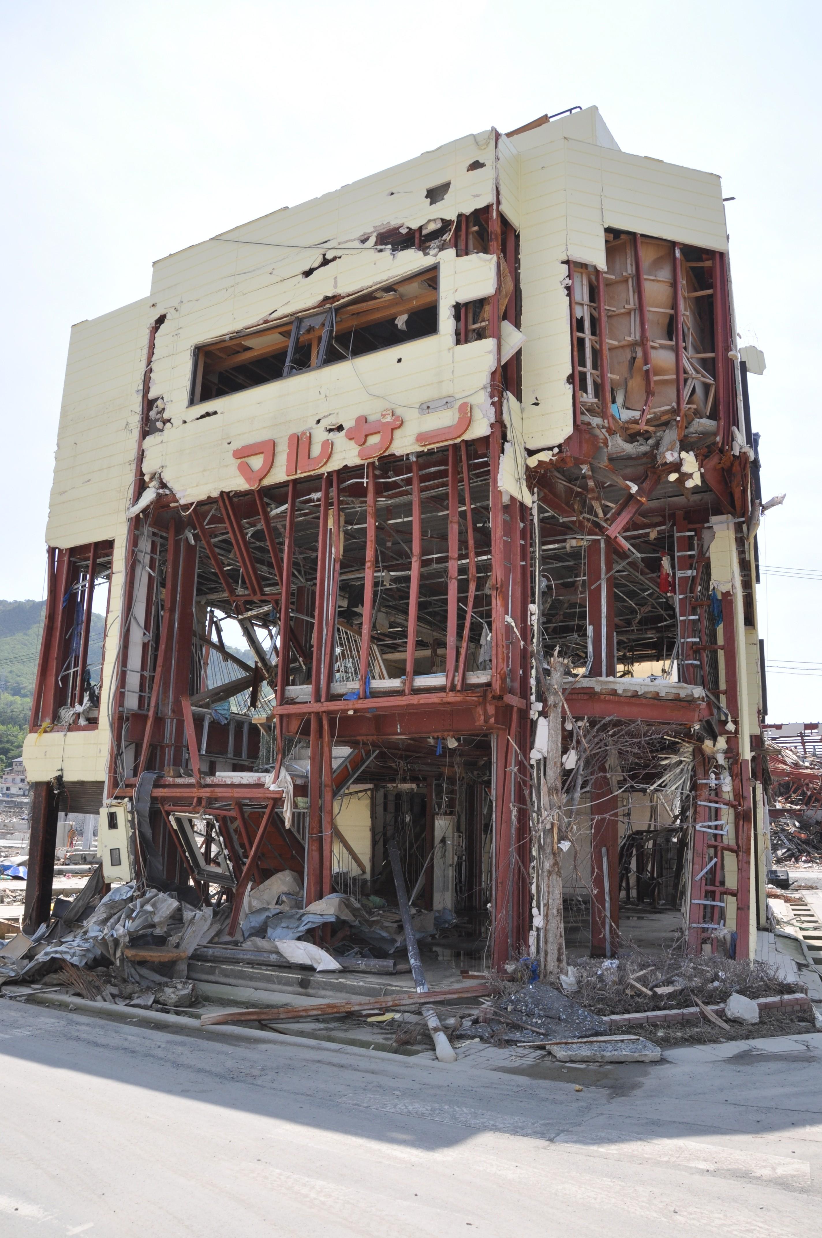 Effects Of The Tohoku Japan Earthquake On Steel