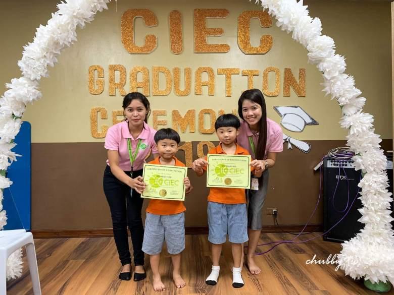 大寶4歲時第一次參加為期三個月的菲律賓遊學
