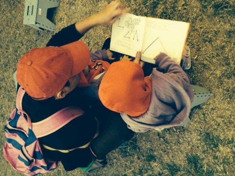 我們在陪伴中彼此學習