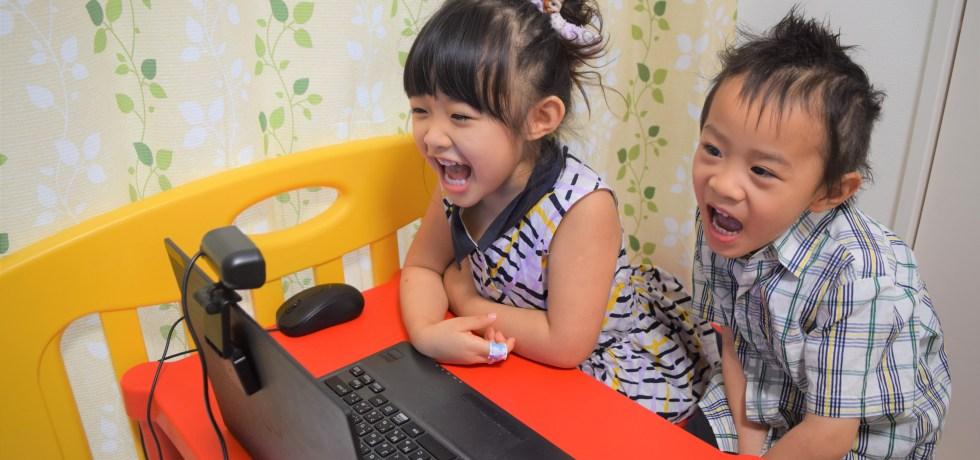 英文課原來可以這麼有趣!從玩樂中激發孩子語言學習力
