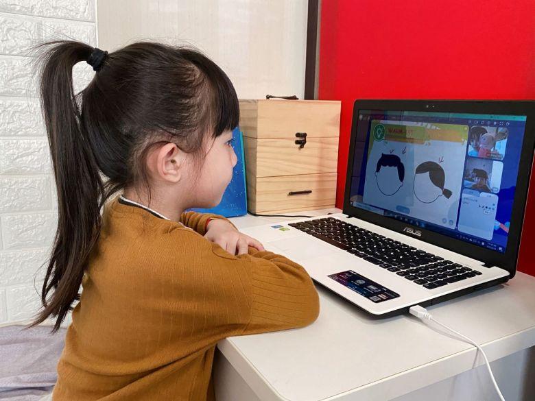 讓孩子自然的愛上英文,保有學習的熱忱