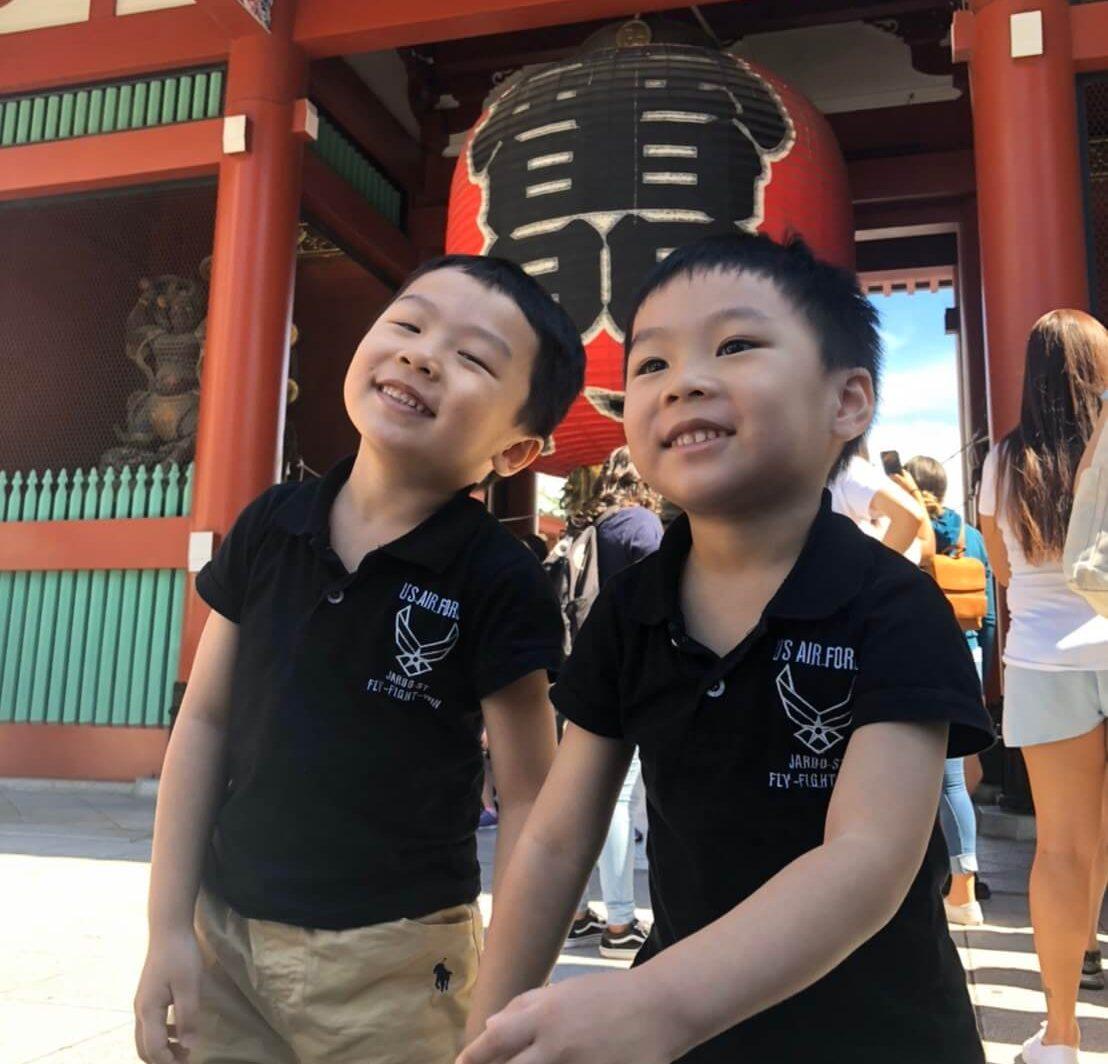 兩兄弟,關於學習